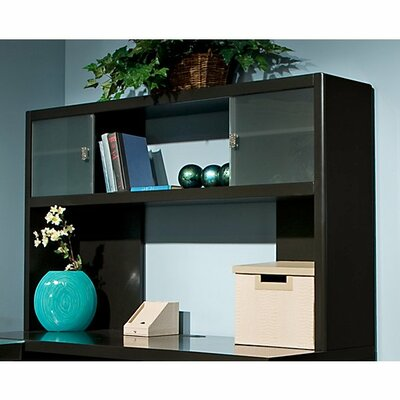 Kathy Ireland Office by Bush NEW YORK SKYLINE Center Drawers-Use on small L-shaped units and on 30""