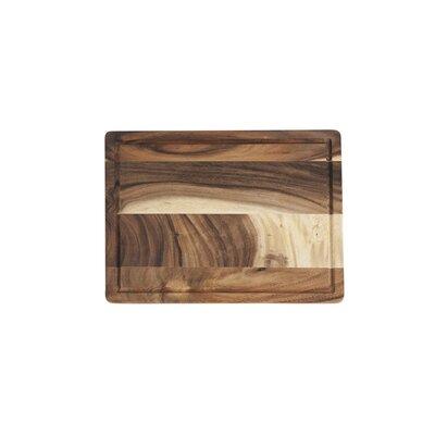 Natural Acacia Sleek Cutting Board by Core Bamboo