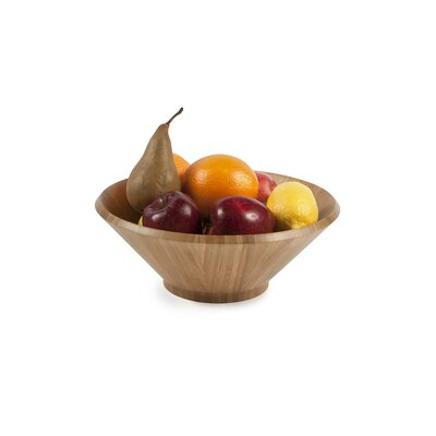"Core Bamboo Astor 12"" Fruit Bowl"