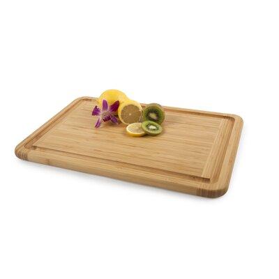 Core Bamboo Magnolia Large Cutting Board in One Tone