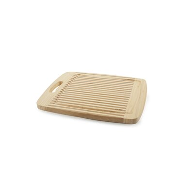 Core Bamboo Tulip Medium Cutting Board in Two Tone