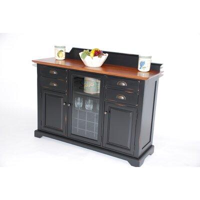 GS Furniture Riverside Server