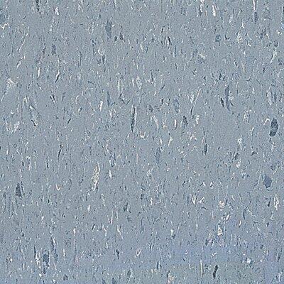 "Congoleum Alternatives 12"" x 12"" x 3.18mm Luxury Vinyl Tile in Iron Gray"