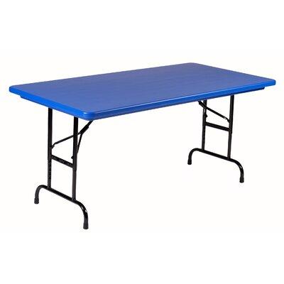 """Correll, Inc. 48"""" Rectangular Folding Table"""