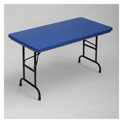 """Correll, Inc. 72"""" Rectangular Folding Table"""