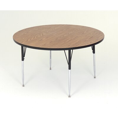 Correll, Inc. Round Classroom Table