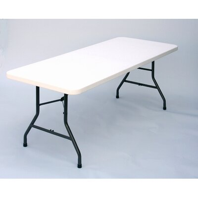 "Correll, Inc. 72"" Rectangular Folding Table"