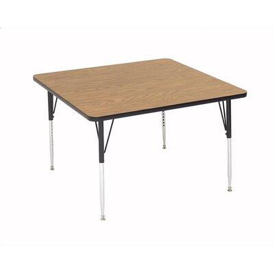 "Correll, Inc. 36"" Square Classroom Table"