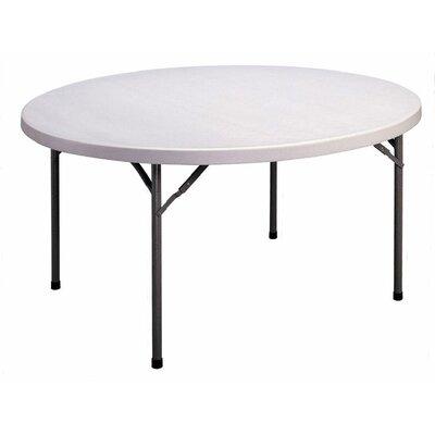 "Correll, Inc. 60"" Round Folding Table"