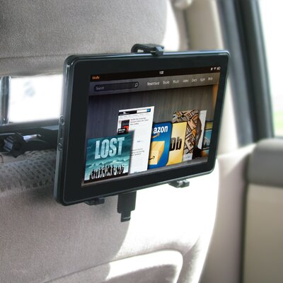 Heininger Holdings LLC CommuteMate Headrest Tablet Hanger and Mount
