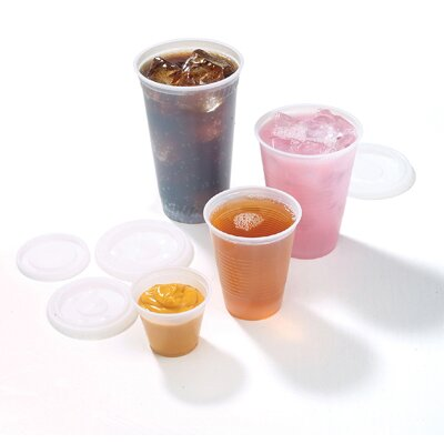 FABRI-KAL® 9 Oz Drink Cups in Clear