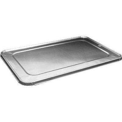 "HANDI-FOIL® 1.2"" Steam Table Pan Foil Lid Fits Full Size Pan"