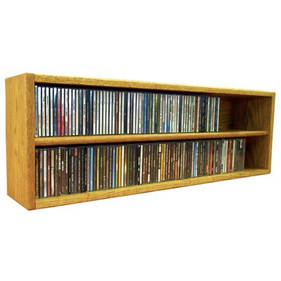 Wood Shed Multimedia Storage Rack 203 WS1083