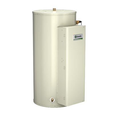 A.O. Smith DRE-52-36 Commercial Tank Type Water Heater Electric 52 Gal Gold Series 36KW Input