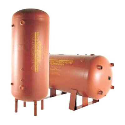 A.O. Smith DVE-80-27 Commercial Tank Type Water Heater Electric 80 Gal Gold Xi Series 27KW Input