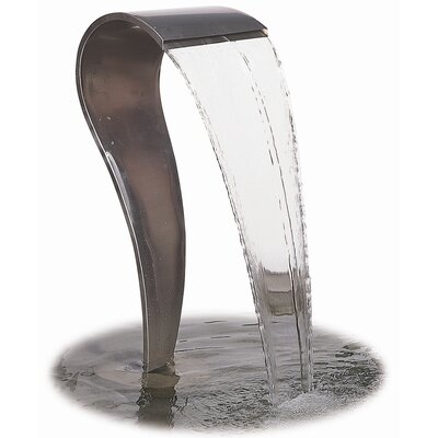 The Swan Fountain by Aquafires