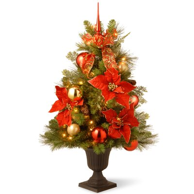 3' Green Pine Artificial Christmas Tree