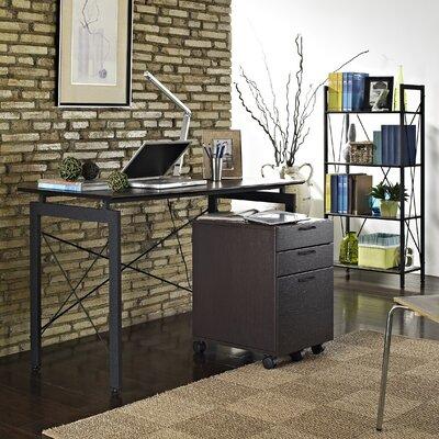 3-Piece Standard Desk Office Suite by Altra