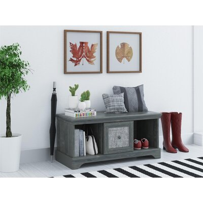Stone River Storage Bench by Altra