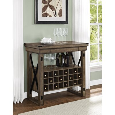 Wildwood Bar Cabinet by Altra