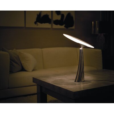 """QisDesign Coral Reef 18.3"""" H Table Lamp with Novelty Shade"""