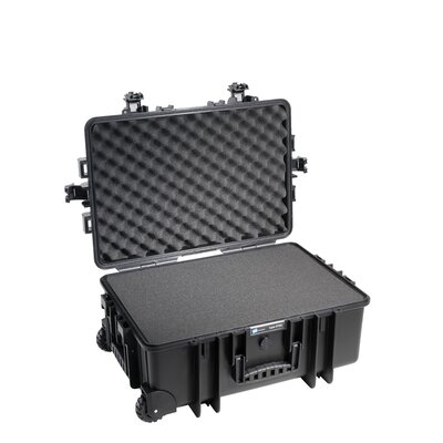 Type 6700 Outdoor Case with SI Foam by B&W