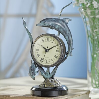 SPI Home Dolphin Clock