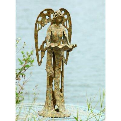 Garden Angel Statue by SPI Home