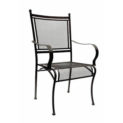 Paragon Casual Caledonia Dining Arm Chair