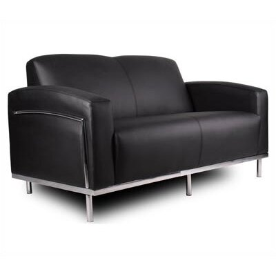 Boss Office Products Loveseat