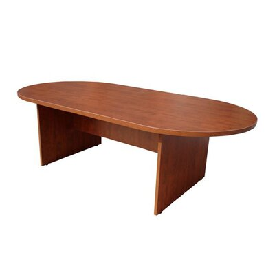 Boss Office Products Oval Conference Table