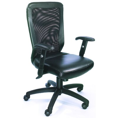 Boss Office Products Ventilation Web High-Back Mesh Task Chair