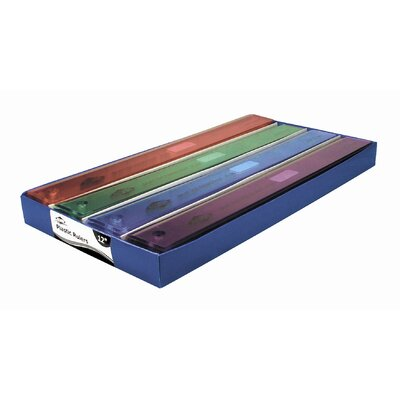 Alvin and Co. Assortment Rulers Display