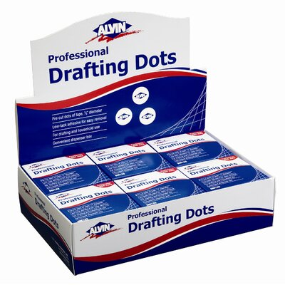 Alvin and Co. Drafting Dot Display