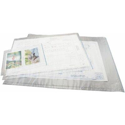 Alvin and Co. Translucent Vinyl Envelope