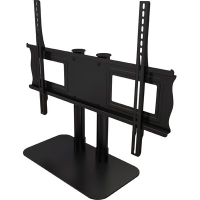 "Single Monitor Fixed Universal Desktop Mount for 32"" - 55"" Screens Product Photo"