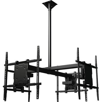 "Tilt Universal Ceiling Mount for 37"" - 65"" Screens Product Photo"
