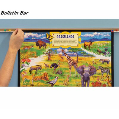 Best-Rite® Bulletin Bars