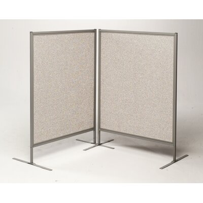 """Best-Rite® 55"""" x 40"""" Portable Display Panels and Dividers"""