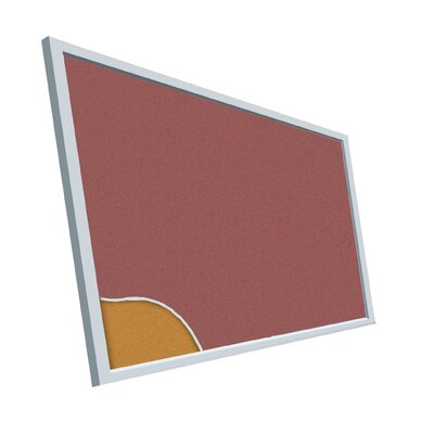 Best-Rite® Vin-Tak Wall Mounted Bulletin Board