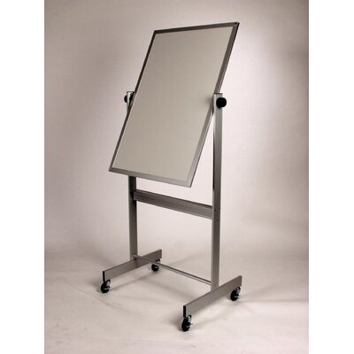Best-Rite® Deluxe Reversible 4' H x 6' L Whiteboard