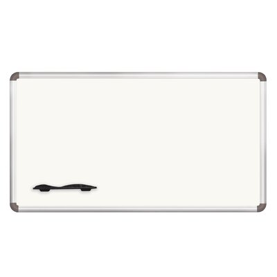 Best-Rite® Presidential Wall Mounted Whiteboard