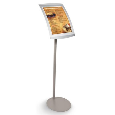Best-Rite® Navigator Floor Sign Stand
