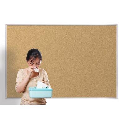 Best-Rite® Health-Tak Wall Mounted Bulletin Board