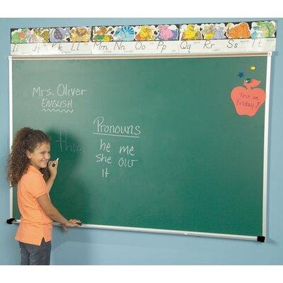 Best-Rite® Wall Mounted Magnetic Chalkboard