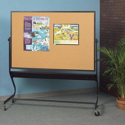 Best-Rite® Euro Magnetic Reversible Bulletin Board