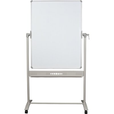 Best-Rite® Rambler Mobile Floor Easel Magnetic