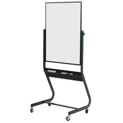 Best-Rite® Euro RDura-Rite Reversible Mobile Whiteboard