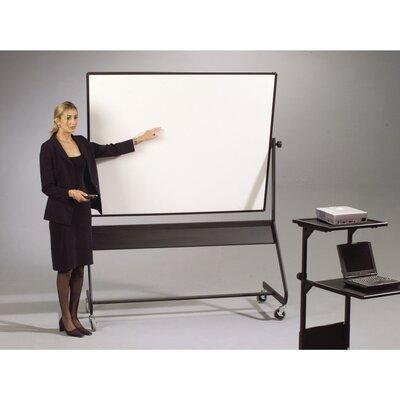 "Best-Rite® Euro Reversible 2'6"" H x 3'4"" L Whiteboard"