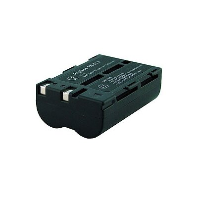 Denaq New 1400mAh Rechargeable Battery for NIKON Cameras